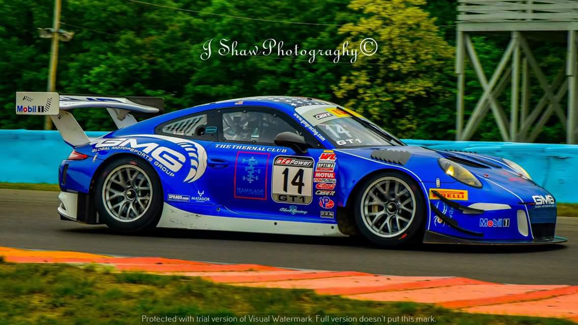 Racing at Watkins Glen International in Schuyler County (photo)